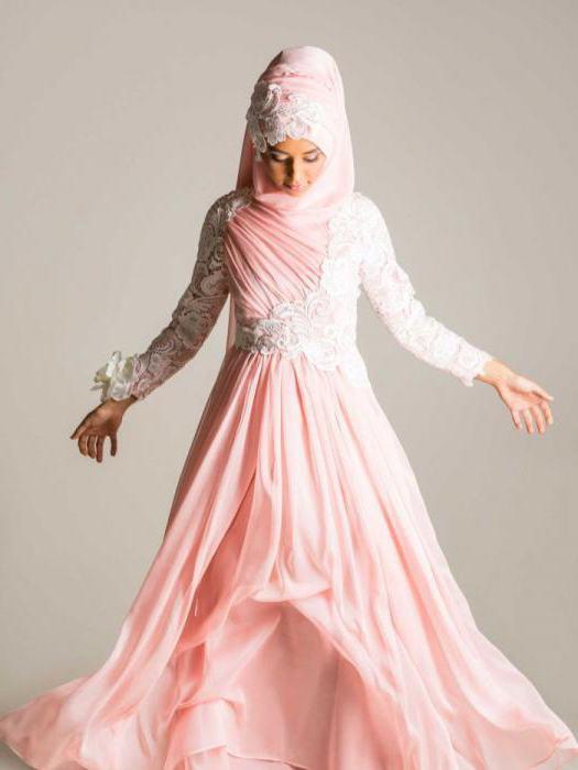 исламские платья