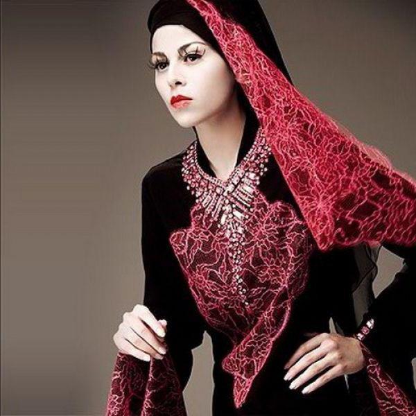 красивые исламские платья
