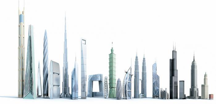 проектирование высотных зданий