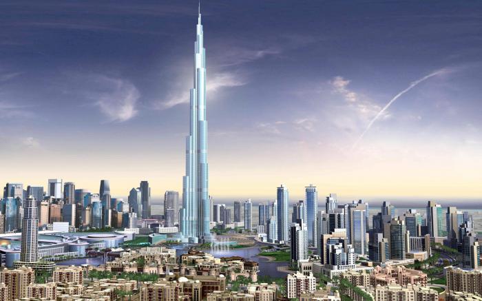 возведение высотных зданий