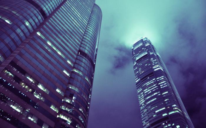 высотные здания москвы