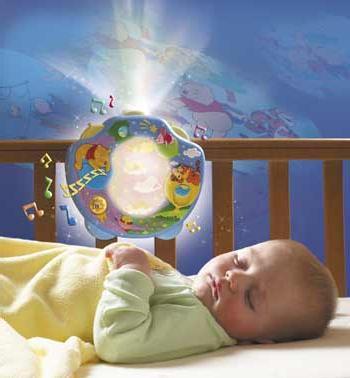 детские ночники проекторы