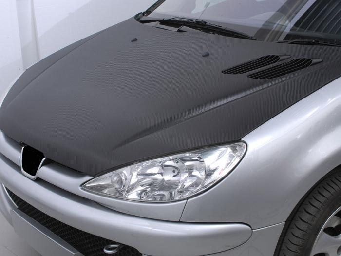 Как клеить карбон на авто