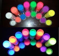 набор флуоресцентных красок