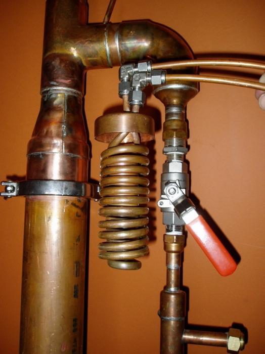 Ректификационная колонна аппарат своими руками фото 975