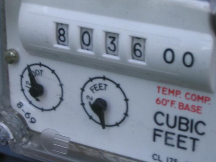газовые счетчики бытовые