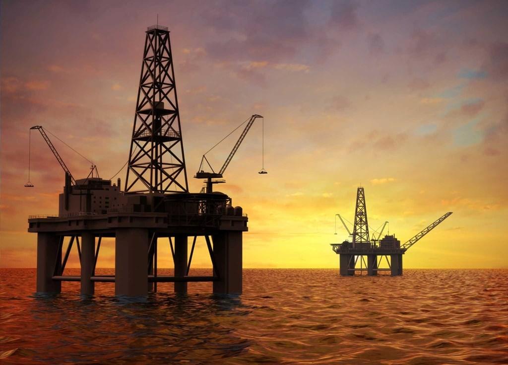Нефтяной промысел картинки