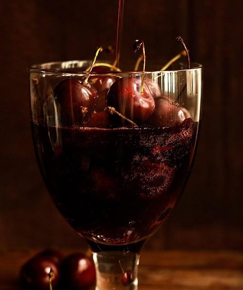 cherry wine at home recipe
