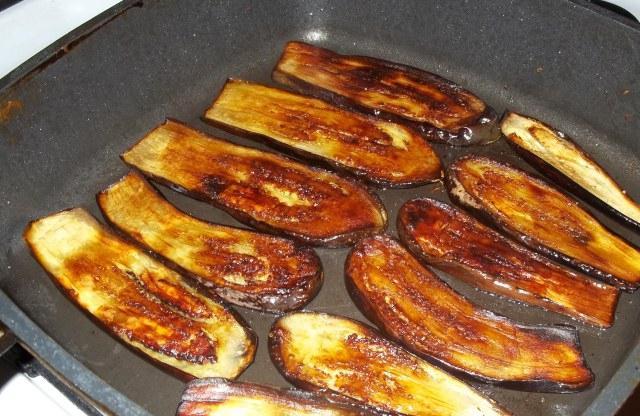 Тёщин язык с баклажан рецепт с фото пошагово