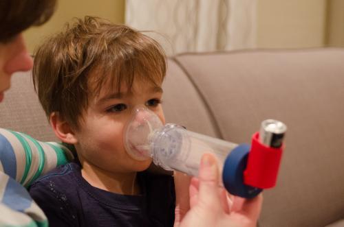 Ингаляции при кашле в домашних условиях для детей