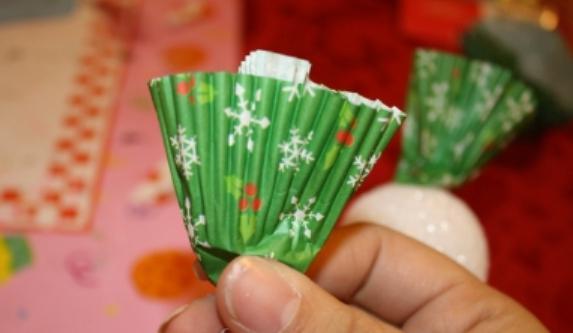 топиарий из конфет мастер класс