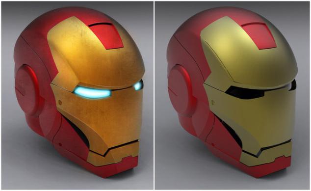Как можно сделать шлем 10