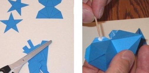 модели многогранников из бумаги