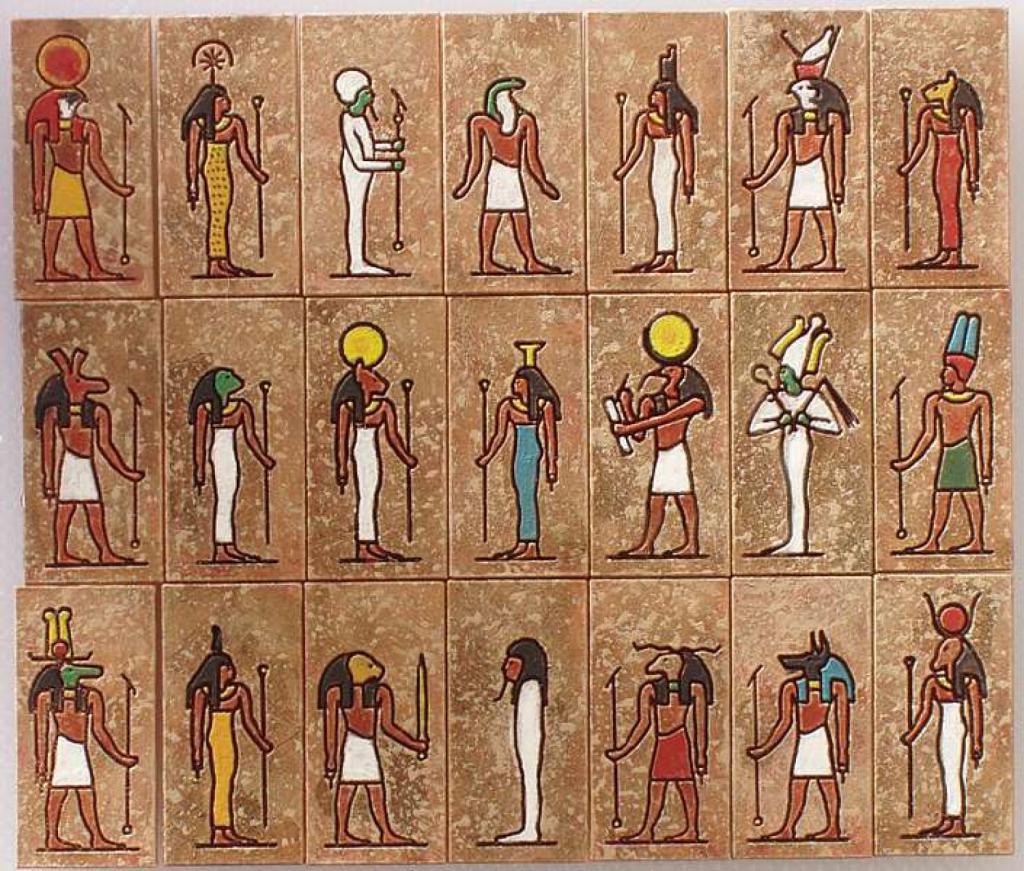 прочно древние боги египта имена картинки указал, счет