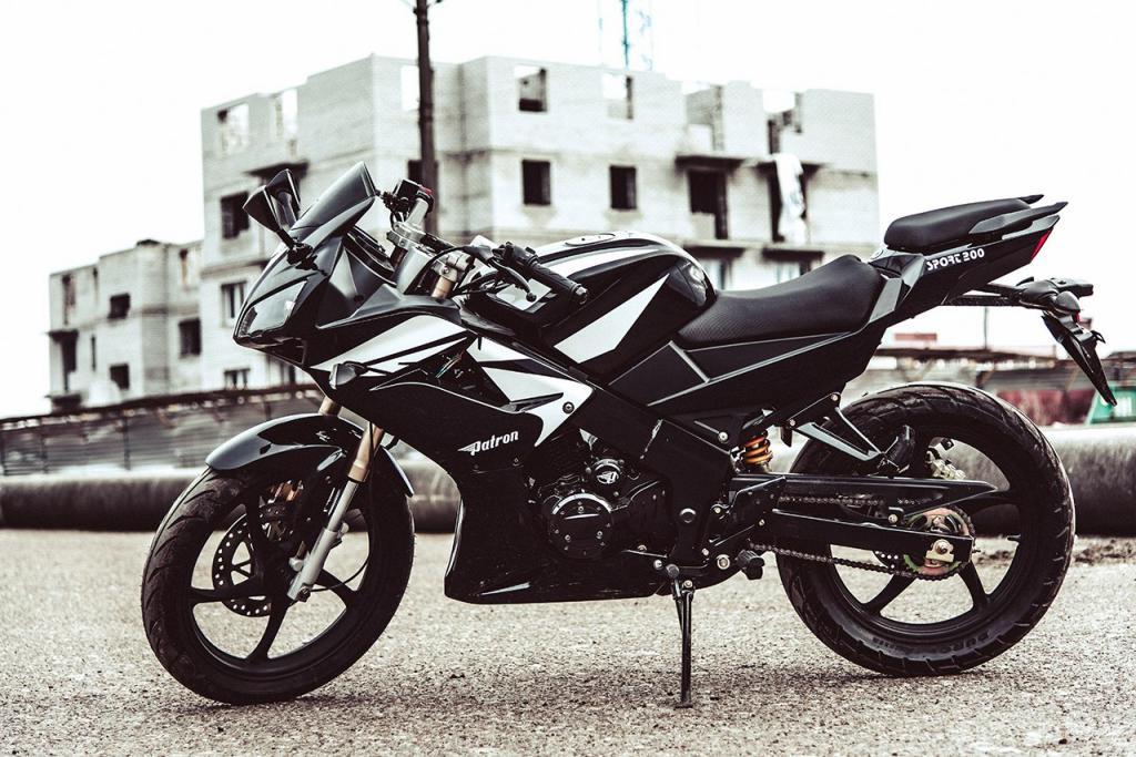 Мотоцикл обладает рядом преимуществ