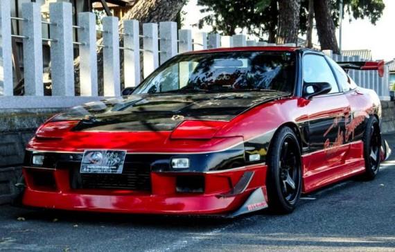Максимальная мощность Nissan