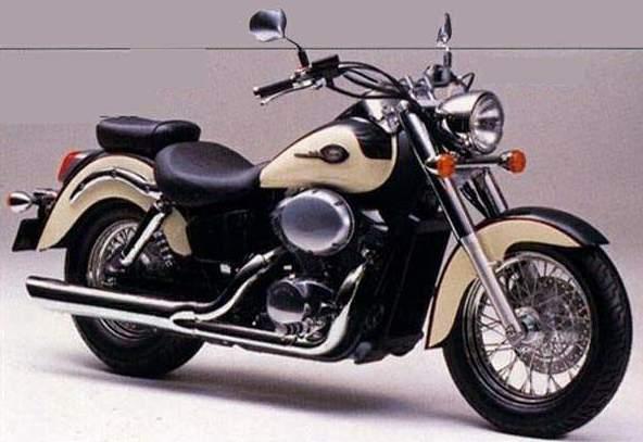Honda VT-750