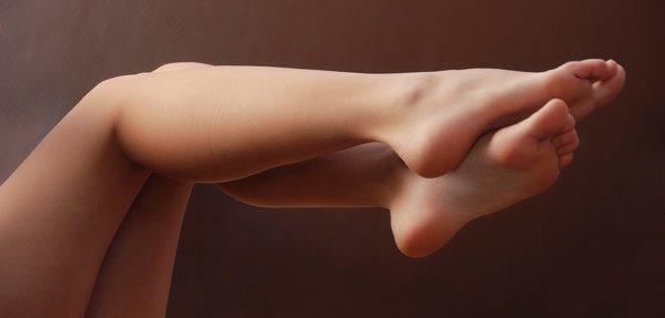 Красивые ноги. Как этого добиться
