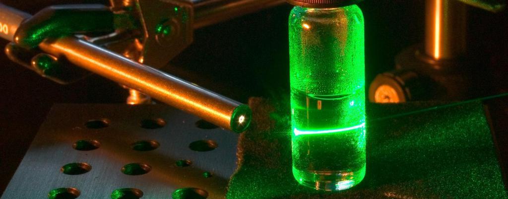 лазер флуоресценция