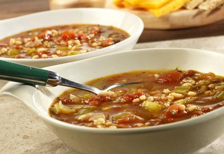 рецепт быстрого супа на курином бульоне