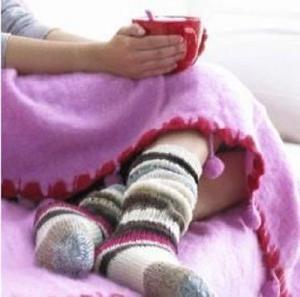 Холодные икры ног причины