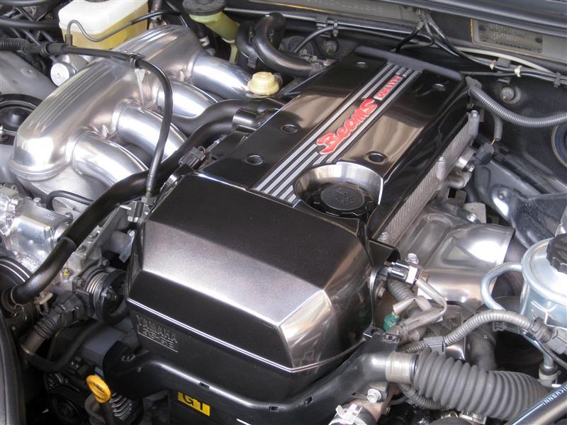 Двигатель японских машин