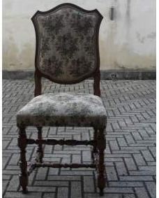 Чехол для старого стула своими руками фото 1