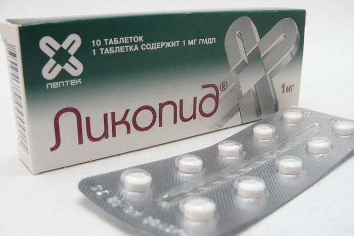 Таблетки ликопид для детей отзывы