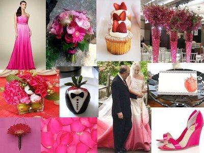 Тематика для свадьбы
