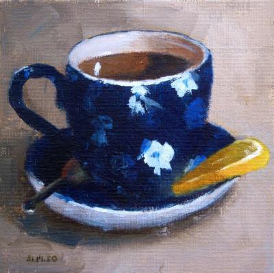 синий чай тайланд