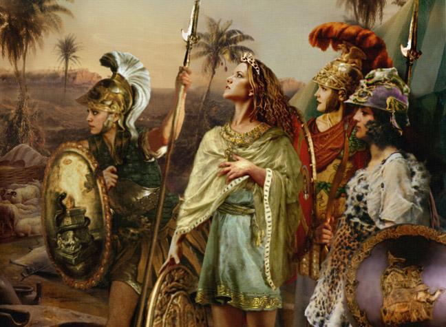 троянская война и ее герои краткое содержание для детей - фото 5