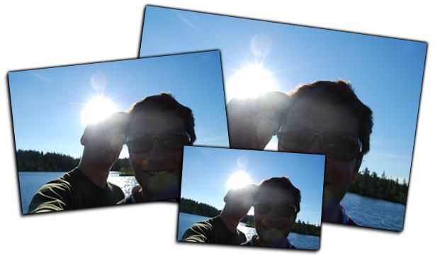 увеличить фото без потери качества