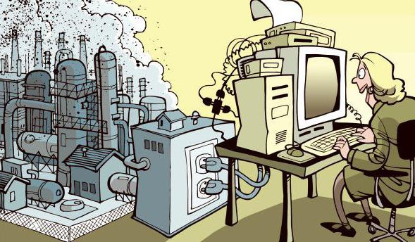 чем отличается постиндустриальная экономика от индустриальной