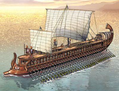 древняя греция изобретения этой цивилизации