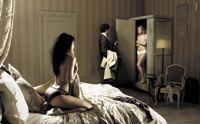 И все таки, почему мужья изменяют своим жёнам?