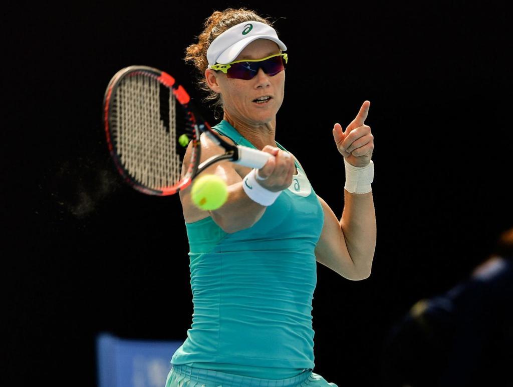 Australian tennis player