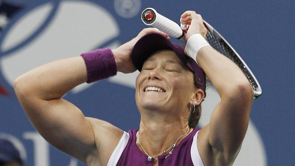 Victory at US OPEN