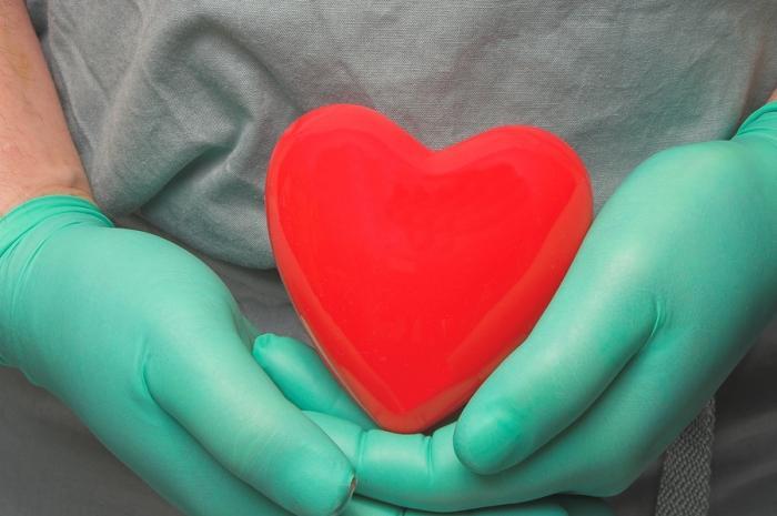 первая пересадка сердца