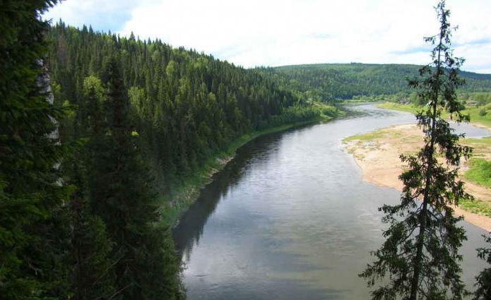 яик река