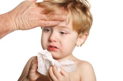 Воспаление у детей лимфоузлов