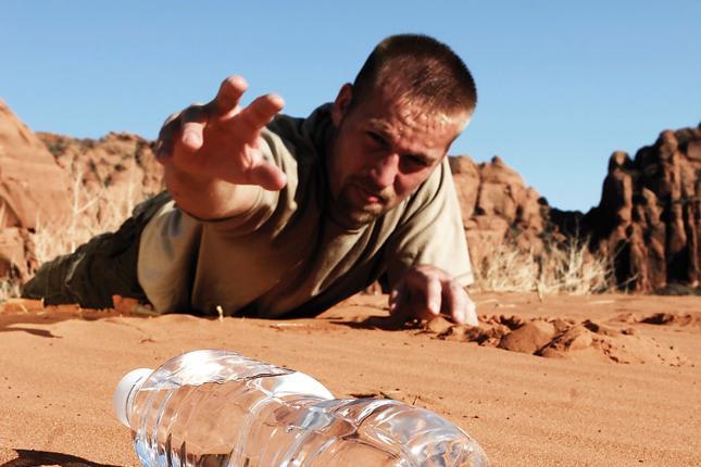 Прожить без воды сколько можно