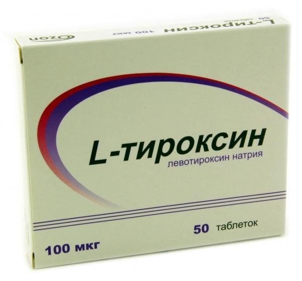 л тироксин для похудения отзывы