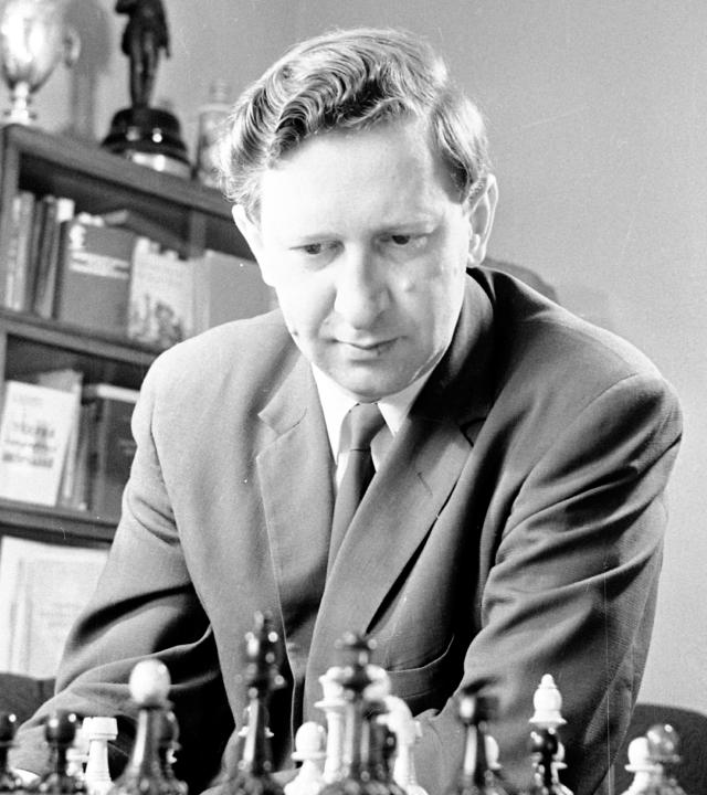 Vasily Vasilievich Smyslov