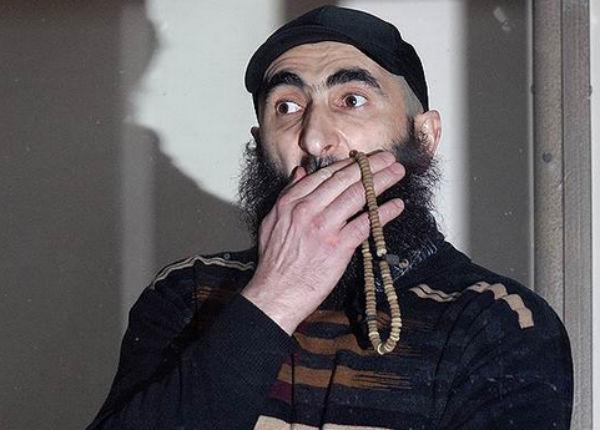 Пожизненно осужденный Али Тазиев