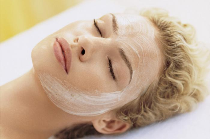 маска с димексидом и солкосерилом