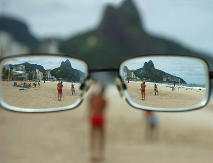 Глаз как оптическая система. недостатки зрения