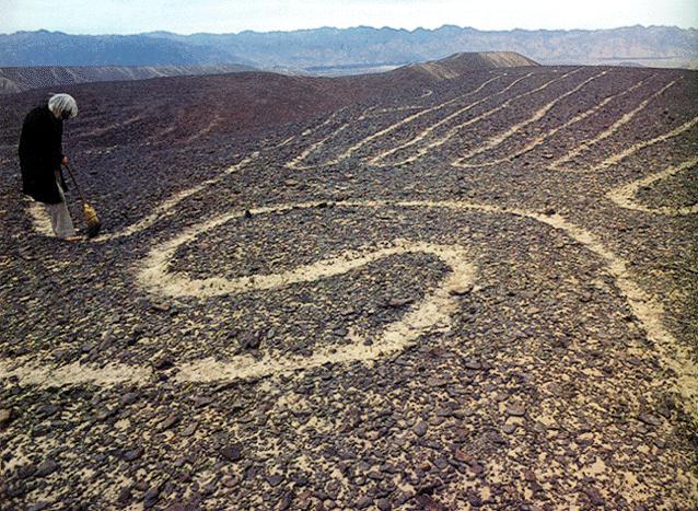 пустыня наска координаты рисунков