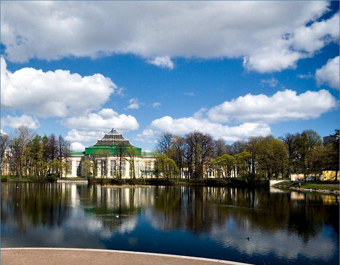 река была таврический сад в санкт петербурге фото свои