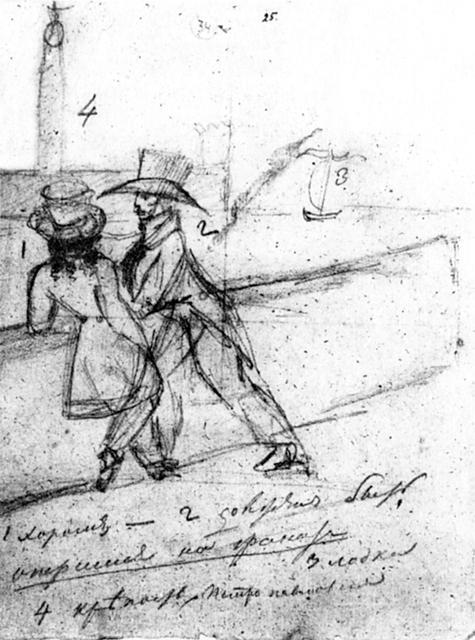 образ автора в романе а пушкина евгений онегин