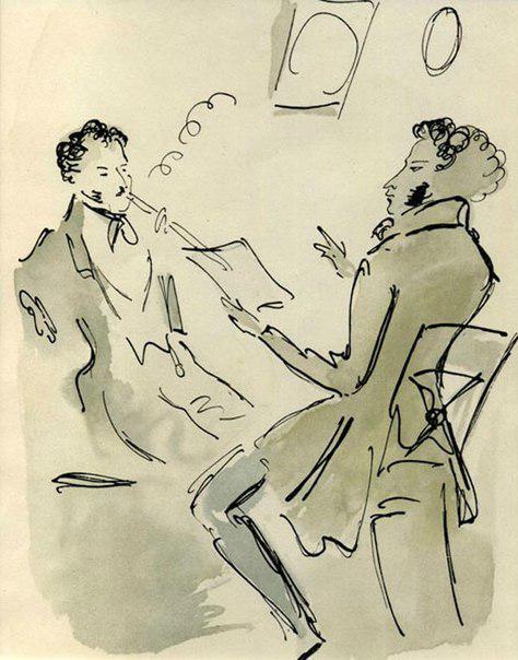 образ автора в романе а с пушкина евгений онегин